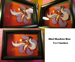 Ahri Shadow Box by Hurley-Burley-Alters