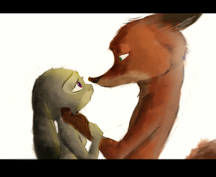 [Zootopia] Shattered Barrier. by EmberLarelle276
