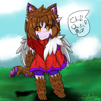 RP Drawing - Child Qualia by Shadow-Rukario