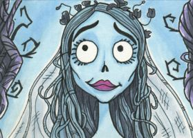 31Cards: Corpse Bride by AtlantaJones