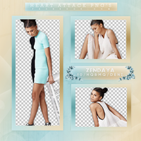 Zendaya Coleman Photopack PNG. by bubblegumhq