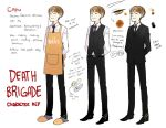 Capu Character Sheet by demitasse-lover