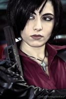 Ada Wong RE6 by PrincessRiN0a
