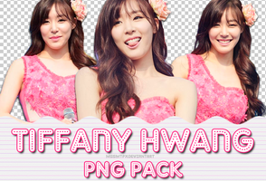 Tiffany Hwang PNG Pack. by mssmtpx