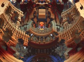 Ancient alien opera house by elminino