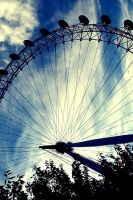 london eye by hollyjools