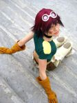 Oban Star Racers Cosplay I by Knorke-chan