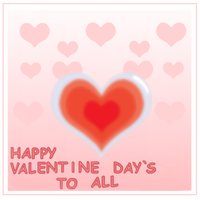 Happy Valentines To All by Droll3