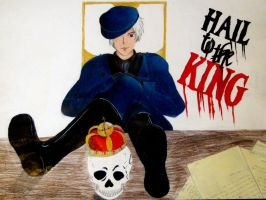 Hail to the King by Fatedevil
