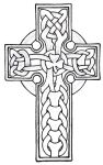 Celtic Cross 01 by ppunker