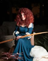 Princess Merida 3 by Undead-Romance