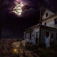 Theres something about that old house by revande