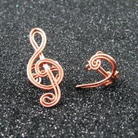 Musical Ear Cuffs by sylva