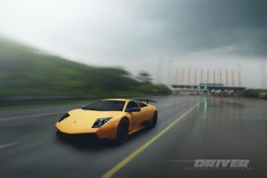 Beautiful Murcielago SV by perigunawan