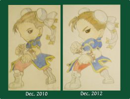 My redraw 2010 to 2012 by Hippsj93