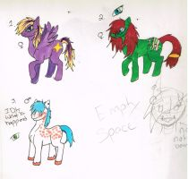 COMPLAMENTARY MLP ADOPTS OPEN by XTwilight-SerenityX