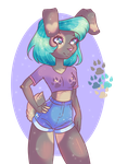 Bunny Adopt! :3 by modcoon