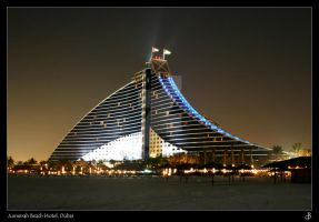 Jumeirah Beach Hotel by d---b