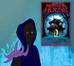 Cloaked Critic Reviews Monster House by TheUnisonReturns