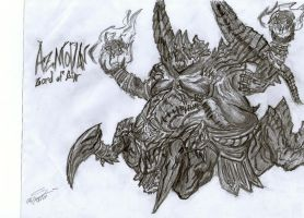 Azmodan, Lord of Sin by causing17