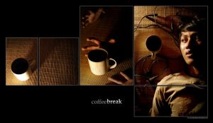Coffee Break by surrealinterest