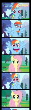 Face Off! by MLP-Silver-Quill