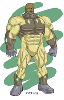 Seismic by hulkdaddyg