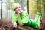 TinkerBell - Lazy by SoraPaopu