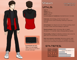 AATR-NC OCT - Shawn by lirodon