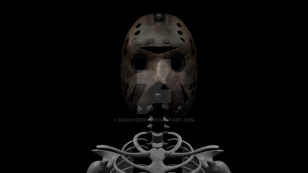 Jason never dies by DaddyDe187