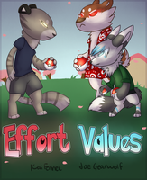 Effort Values cover by silverfennec