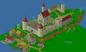 My Pixel Castle by Incognito44