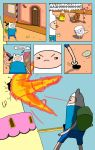 Page 9 - Adventure Time Comic by BrainSewage