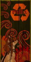 BookMark Commission :Milla: by PinkScooby54