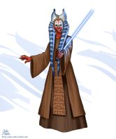 Shaak-Ti by hinchen