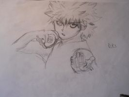 Killua by stunnering