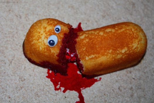 Death of a Twinkie by KeswickPinhead