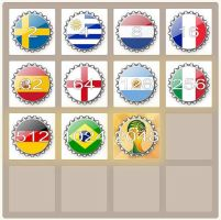 2048 - The Game: Super Soccer Worldcup - All Time by mondspeer