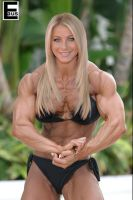 Female bodybuilder 4 by edinaus