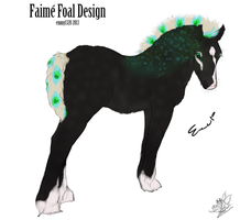 Faime foal Design - Entry by Horse-Emotion