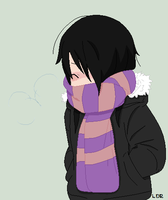 Cold by lizzy-dark-rose