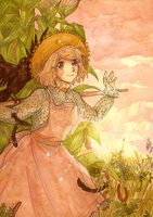 Harvest Time .:Contest Entry:. by GYRHS