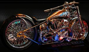 Custom Bike by pingallery