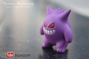 Gengar [+VIDEO!!] by DoncellaSuicide