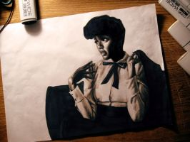 Janelle Monae by plyfitto