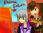 Shima Salon by GitaDelAries