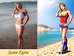 Wonder Louise Rogers Kayim By Ange10 And Ulics by zenx007