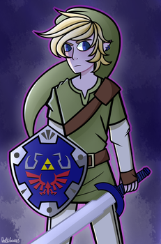 Lonk by Ghost-Galaxies
