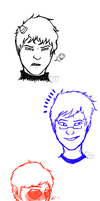 style/expression practice by aeroaddict