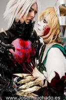 Infected love by Zihark-cosplay